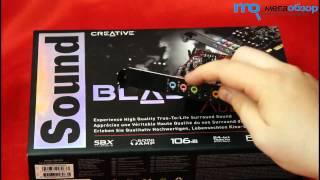 Обзор Creative Sound Blaster Audigy Fx