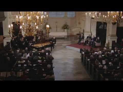 2014 Templeton Prize Ceremony for Msgr. Prof. Tomáš Halík at St Martin-in-the-Fields (Full Version)