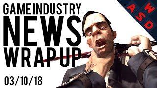 President Donald Trump Targets Violent Video Games | News Wrap Up