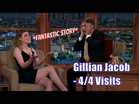 Gillian Jacobs - Robbed By Italian Bandits Oceans 11 Style - 4/4 Visits In Chronological Order [HD]
