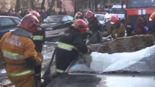 08 11 14   Минск, ул Гая, ДТП   деблокировка(, 2014-11-08T11:48:50.000Z)