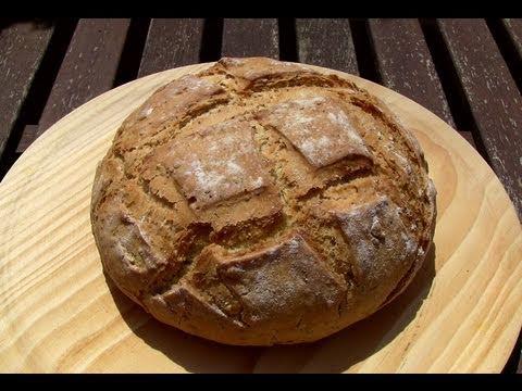 Pan casero para principiantes (como hacer pan)