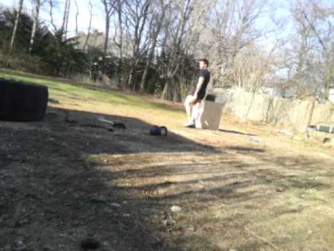 Download Youtube: Backyard Hell Routine 4/5/2013