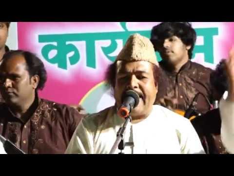 Bhar do jhooli meri  ,Dilshad -Irshad  sabri , Nagpur 2018