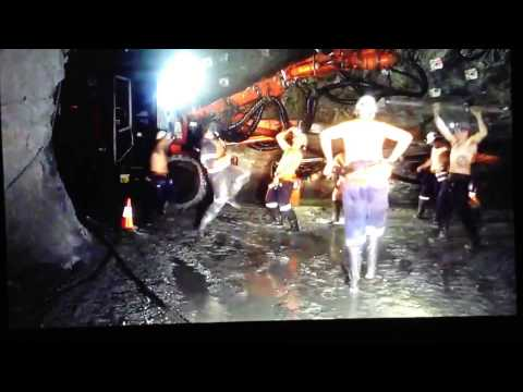 Underground Miners fired for doing the Harlem Shake!!