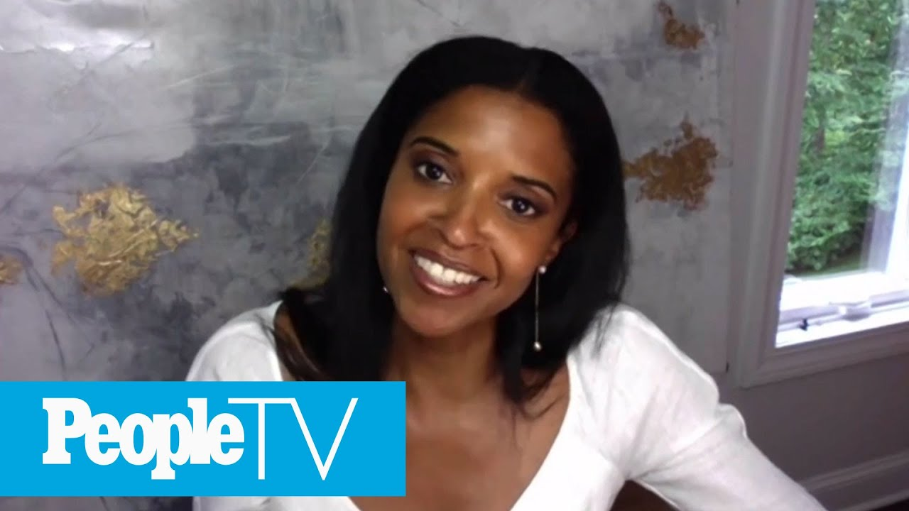 Renée Elise Goldsberry Waited To Watch 'The Good Wife' | PeopleTV