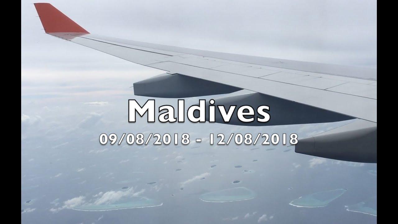 Maldives 2018, Holiday