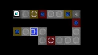 Unique 2D Puzzles in Minecraft!