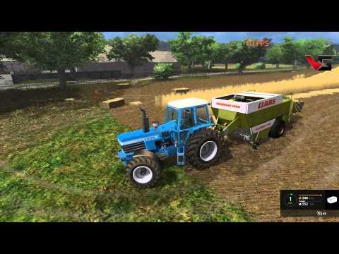 [LIVE] Farming 15   RP   Big polish Farm V2015   TEST 60FPS