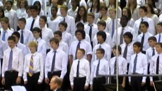 Where There Is Light In The Soul by Elizabeth Alexander, IMEA Jr Festival Chorus 2012