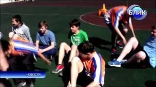 Уроки баскетбола от мастера. Баскетболист Андрей Трушкин в 4-й школе