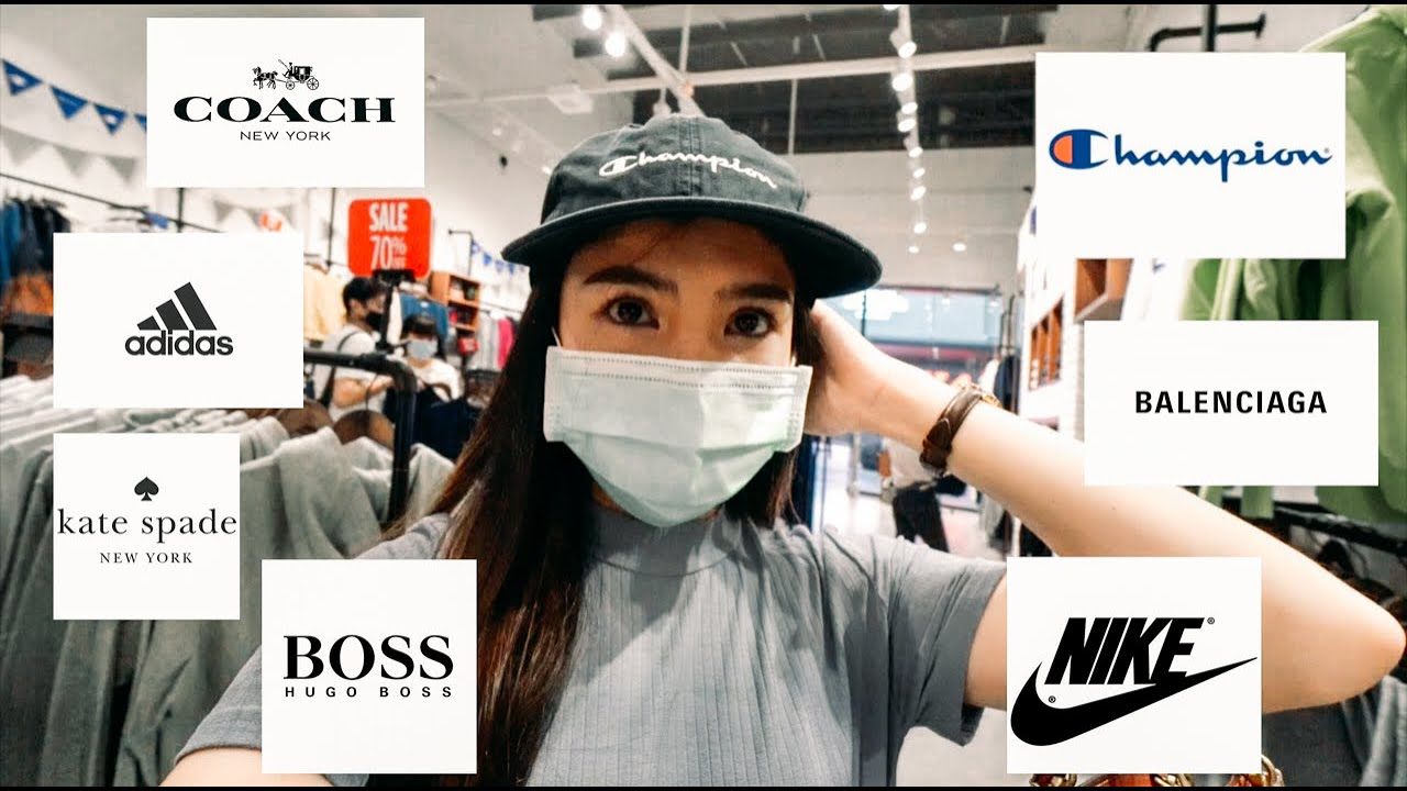 Siam Premium Outlets Bangkok ลดสูงสุด 80% จริงหรือมั่ว | Ploydao Reviews EP.2