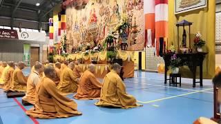 KTHPPAC 31 : Khóa Lễ Công Phu Khuya - Lăng Nghiêm Thập Chú