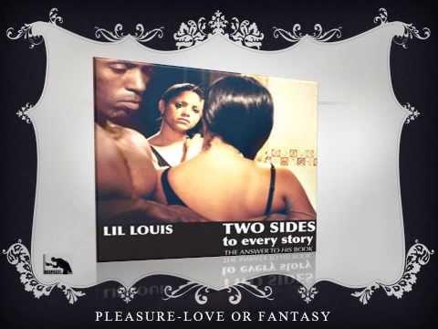 Lil Louis feat Shana- pleasure - love or fantasy