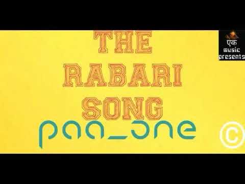 THE RABARI SONG Paa _ONE | Gujarati RAP Song |