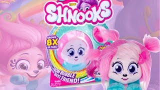 Shnooks from Bubble to Friend! Unboxing Review