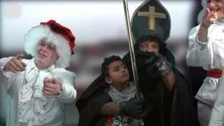 Zwarte Klaas en Witte Piet