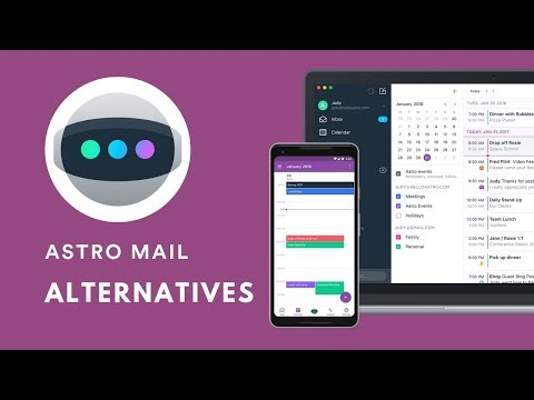 Best 6 Astro Email Alternatives