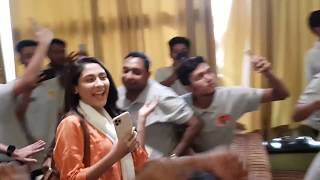 Afran Nisho Birthday Celebration  2019 || Mehazabin & Apurba || Backbenchers Squad