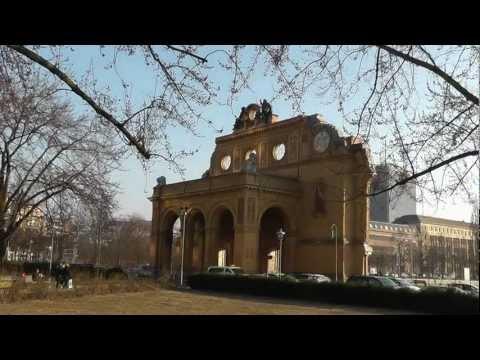 Berlin: Der Anhalter Bahnhof war einst der Hauptbahnhof / station was once central station