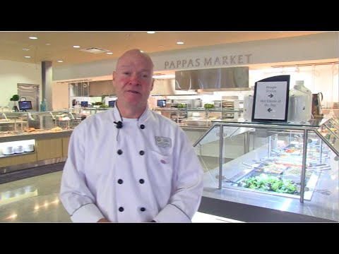 The Kinkaid School - Behind The Scenes With Food Service Part 3