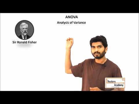 Statistics: ANOVA (Analysis of Variance)
