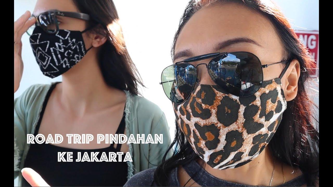 Road Trip Pindahan ke Jakarta || Disco Angel VLOG #23