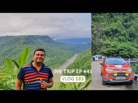 Mawsynram, The wettest place in India, INB Trip EP #41