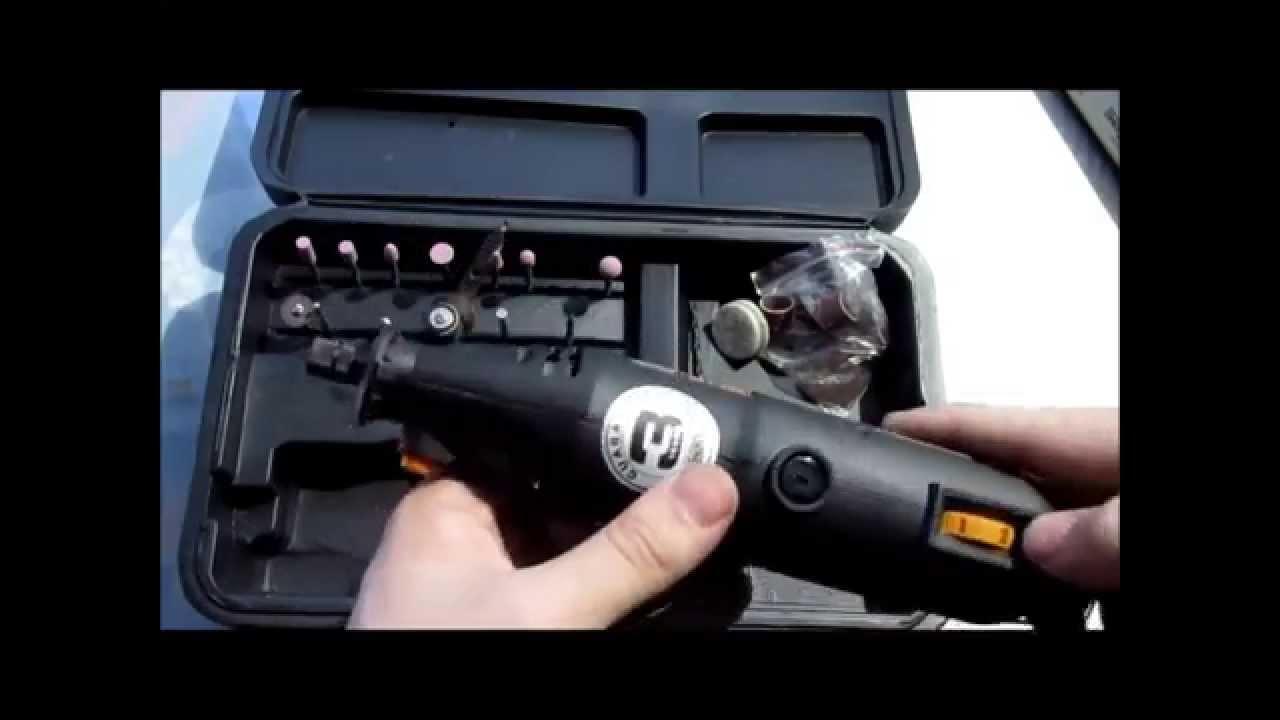 Гравер электрический ЗУБР ЗГ-160ЭК - YouTube