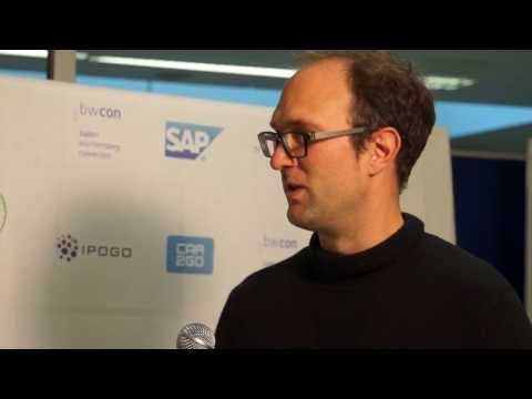 Interview mit Volker Scholz (mm1 Consulting) - Startup Weekend Stuttgart 2013