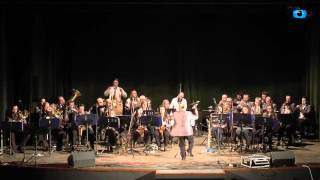 Toccata in d-minor J.S. Bach (brass band)