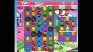 Candy crush saga level 757 avec 2 étoiles