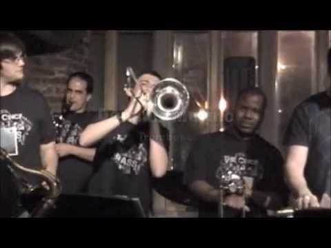 Let Me Clear My Throat by DJ Kool - The Cincy Brass