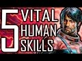 5 MUST HAVE Human Neuromods / Skills / Abilities - PREY