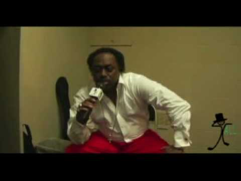 Floyd Taylor says he is not a Blues artist