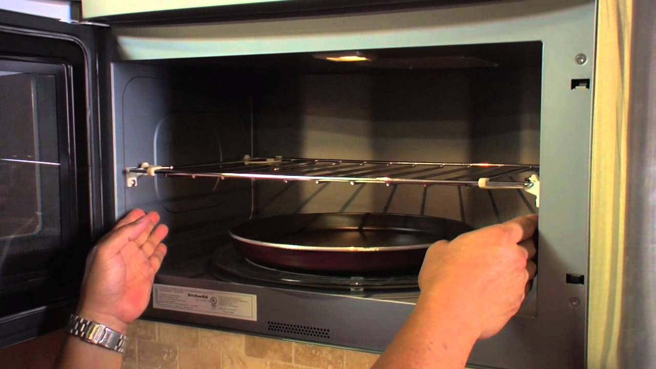 KitchenAid 2.0 Cu. Ft. Over The Range Microwave At Caplanu0027s Appliances    YouTube