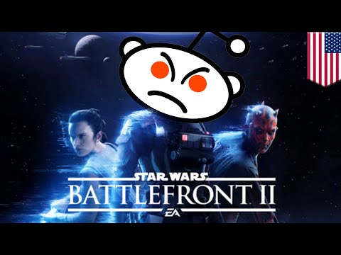 Most downvoted comment on Reddit? EA Star Wars Battlefront 2 reply gets 67k downvotes - TomoNews