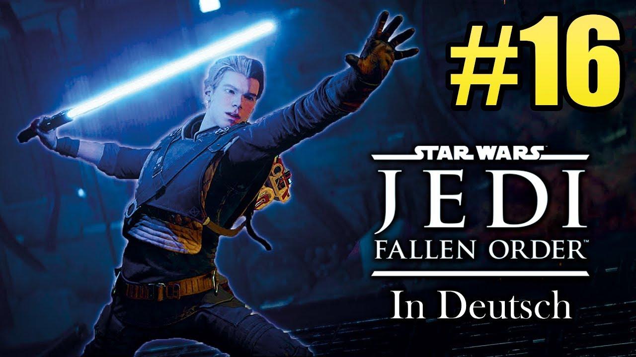 Star wars jedi fallen order tauchen