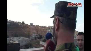 Сирия  Видео армии Сирии