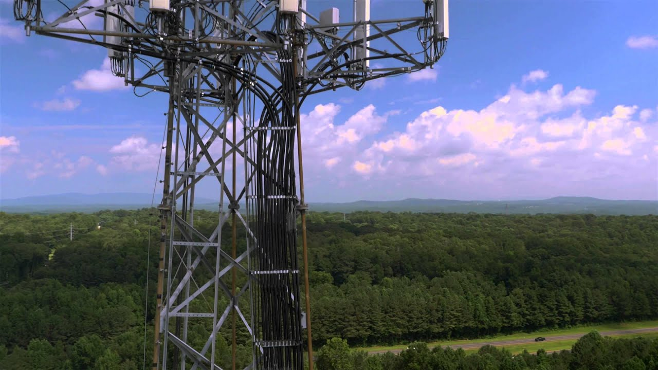 Flyworx Aerial Video Industrial: Cell Tower Inspection ...