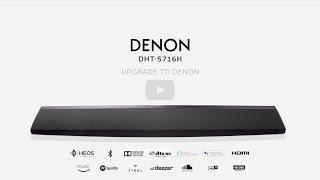 Introducing the DHT-S716H Premium Soundbar