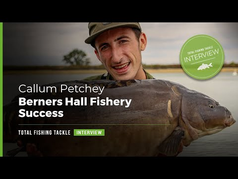 Berners Hall Fishery Success With Callum Petchey!