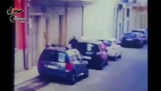 Incastrato dalle telecamere di videosorveglianza