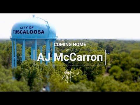 AJ McCarron: Coming Home