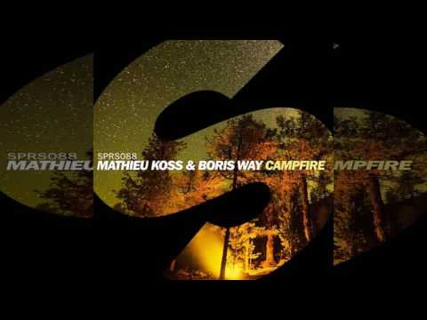 Mathieu Koss & Boris Way – Campfire (Free Download)