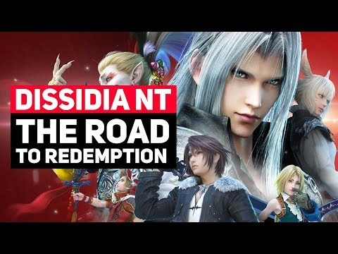 Dissidia NT: The Road To Redemption Starts Now