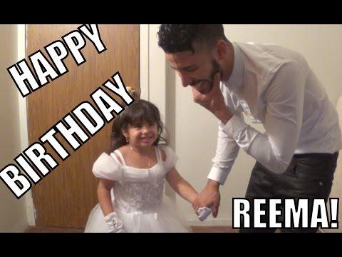 HAPPY BIRTHDAY REEMA!!