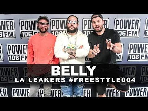 Belly Freestyle With The L A  Leakers  #Freestyle004