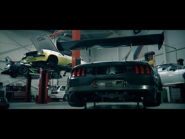 VR Racing Mustang 2019 trailer