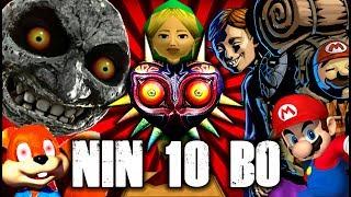 NEVER SAY ITS NAME!! | NIN 10 BO .EXE